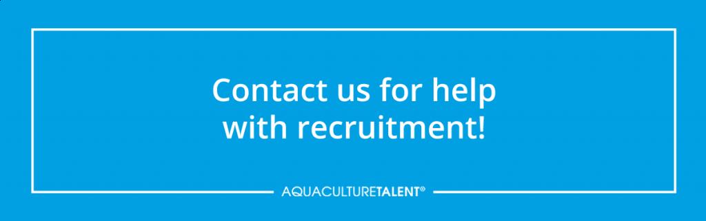 Technology Recruitment Aquaculture