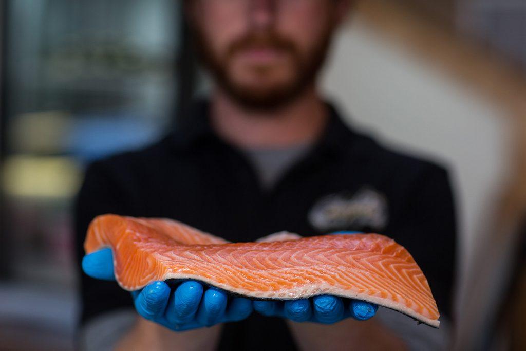 Seaspiracy salmon