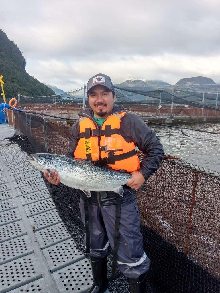 Salmon Felipe