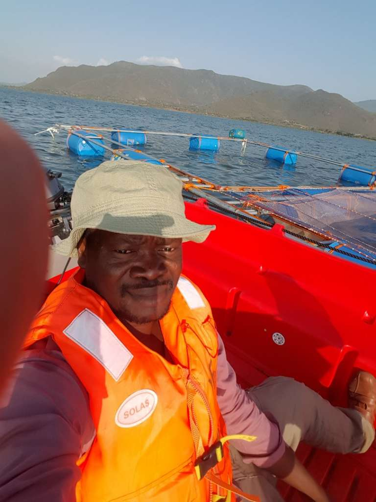 Aquaculture Ghana Fred Asem